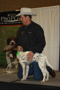 "Rick Smith and ""Breeze"" Pheasant Fest 2012"