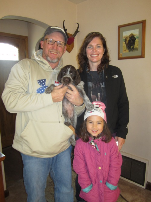 Also on Saturday, Jimmy's family came by and took Edith home to Oklahoma