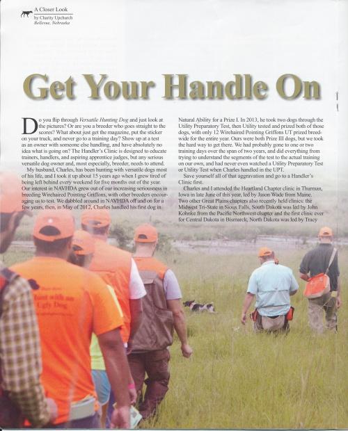 VHD Article