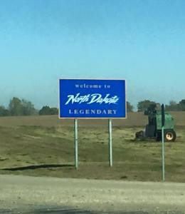 NoDak sign