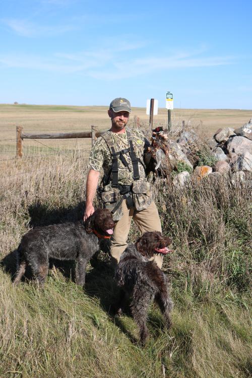 Charles North Dakota Pheasant Limit 2017